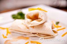 Great Diabetic Breakfast Recipe:  Breakfast Burrito - Recipes for Diabetics pic #Diabetic #Breakfast #Recipes