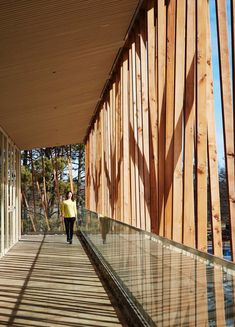 Architectural Details: Studio Gang's Unique Wood Façade - Architizer Journal