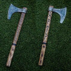 Custom Viking axe - OATTH