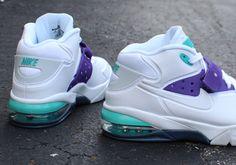 "Nike Air Force Max 2013 ""Grape"""