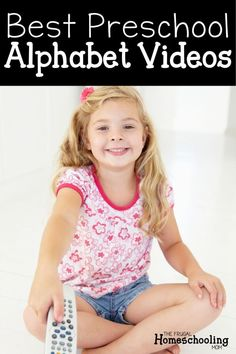 These are by far the best letter recognition videos ever. They are great for teaching letters, letter sounds, and CVC words to pre-K and kindergarten. #homeschool #homeschoolpreschool #preschoolvideos #homeschoolvideos #letterrecognition #educationalvideos Homeschool Apps, Preschool Curriculum, Kindergarten, Homeschooling, Teaching The Alphabet, School Videos, New Classroom, Cool Lettering, Cvc Words