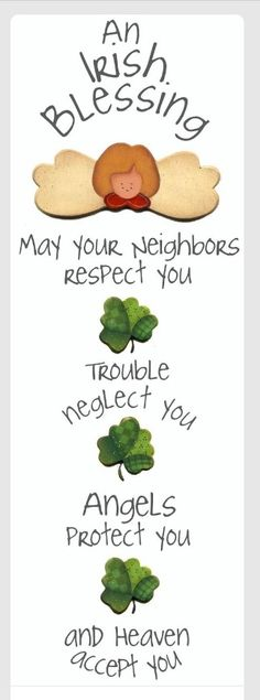 May your neighbors respect You, trouble neglect You, angels protect You and heaven accept You .(an Irish blessing) Happy St. Immigration Quebec, Irish Quotes, Irish Sayings, Irish Proverbs, Irish Eyes Are Smiling, Irish Pride, Irish Girls, Irish Blessing, Irish Celtic