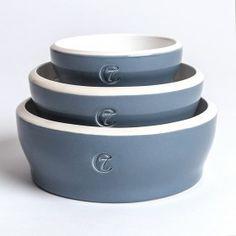 Dog Bowl Jamie Blue