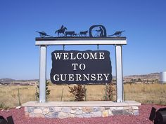 Guernsey Wyoming