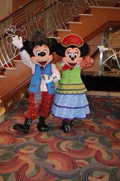 Russia outfits! Disney Halloween Cruise, Disney Cruise, Disney Parks, Walt Disney, Disney Style, Disney Love, Disney Magic, Electric Parade, Disney Characters Costumes