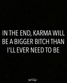 100 Karma Quotes About Life, Love And Fate