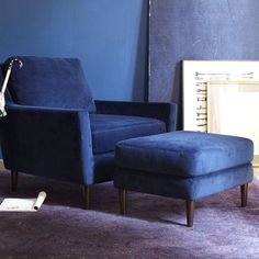 Everett Armchair - Solids | west elm » Thinking of getting this chair. Do you like it? Do you have it?