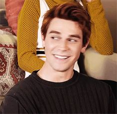 Cutie Kj Apa Riverdale, Riverdale Memes, Riverdale Cast, Archie Andrews Aesthetic, James Fitzgerald, Riverdale Characters, Swatch, Just Girly Things, Archie Comics