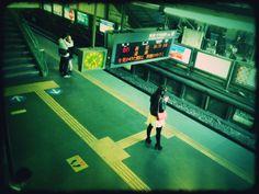 @harmomonic  Photo: 駅。 #シモチカ tmblr.co/ZIyjusg4zpnG