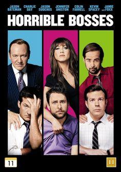 Horrible Bosses - hilarious movie =)
