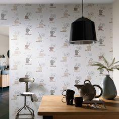 Sabias que el papel pintado puede ser una muy buena alternativa para decorar la cocina o el baño, tiene varios aspectos que le hacen ser un gran producto, por ejemplo su fácil instalación, no hace falta hacer obras, es muy económico, y puedes cambiarlo con facilidad, os dejamos un enlace a nuestra tienda online para que podáis ver los modelos http://www.papelpintadoonline.com/es/378-papel-pintado-cocinas-y-banos-a-la-maison