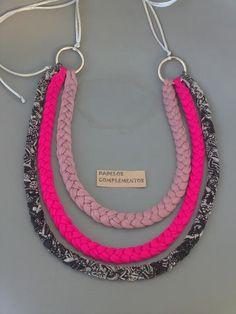 Collar masai - artesanum com                                                                                                                                                     Más                                                                                                                                                     Más
