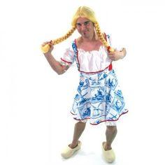 Kostüm Kleid für Herren Junggesellenabschied