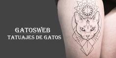 🔥 ¿Te imaginas tener una lista actualizada de los mejores diseños de tatuajes de gatos? Si no, este podría ser tu día más afortunado, porque en el artículo... Kitten Tattoo, Cute Cat Tattoo, S Tattoo, Cat Tattoo Designs, Unique Tattoo Designs, Tattoo Designs For Girls, Black Cat Tattoos, Girly Tattoos, Tattoos For Guys
