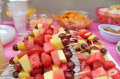 Simply Here: Pink Lemonade Birthday Party