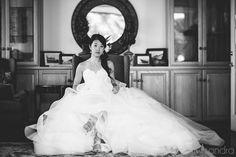 Bridal Boss  Bridal Fashion- gorgeous strapless wedding gown