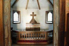 Wisconsin Historical Markers: Björklunden's Boynton Chapel