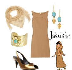 """Jasmine II"" by alsni on Polyvore"