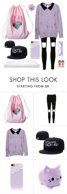 """""""//Long Live The Reckless and the brave"""" by xxanormalalienxx ❤ liked on Polyvore featuring Amie"""