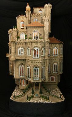 Behold, The World's Most Expensive Dollhouse
