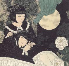 Oscuridad en la luz… Takato Yamamoto – Cuaderno de retazos
