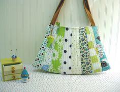 """Jenny"" patchwork bag by wisecraft on flickr"
