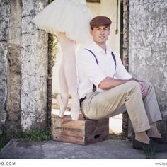 Fishing for Smiles | Me, my mind and I | Ballerina wedding shoot