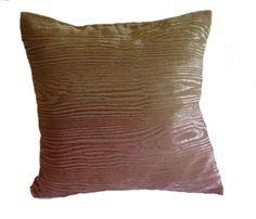 pillow looks like wood