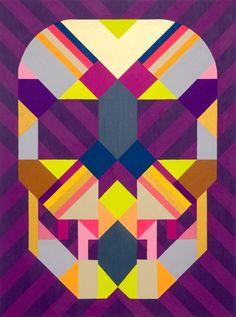 add geometrical color as background? Pablo Picasso, Printmaking, Infographic, Doodles, Illustration, Artist, Artwork, Prints, Skulls