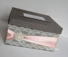 wedding card box - Google Search