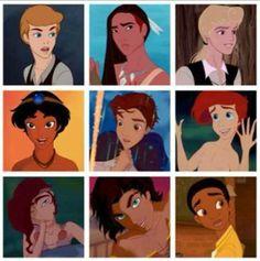 #Genderbend holy crap look at Esmeralda