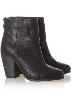 Rag & bone Classic Newbury leather ankle boots