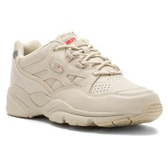 Women's Propet Stability Walkers, SPORT WHITE, 7(4E) *** Click image to review more details.
