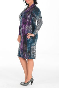 LEMA Elphin Dress In Grey - Beyond the Rack