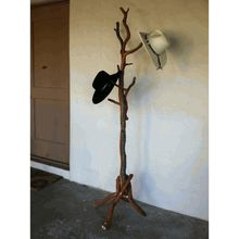 Willow Coat Tree - Twig Hat Tree