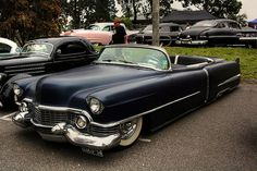 1954 Cadillac Lead Sled | You don't see too many Cadillacs t… | Flickr