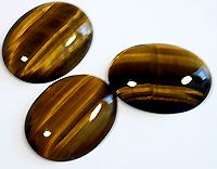 Tiger's Eye Cabochons – Gemstone History and Lore
