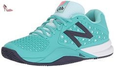 New Balance Women's 996v2 Tennis Shoe, Teal/Navy, 12 D US - Chaussures new balance (*Partner-Link)