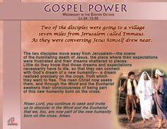 Gospel Power EASTER Octave – Wednesday