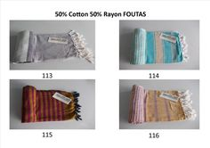 Fouta towels turkish hammam towels beach sarongs pareos bikini cover ups hotel spa towels