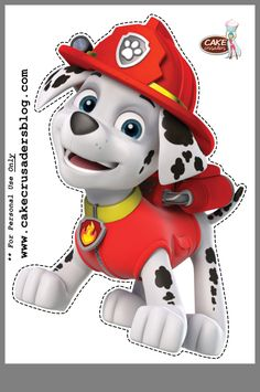 'PAW Patrol Characters' Sticker by in 2020 Paw Patrol Birthday Decorations, Paw Patrol Birthday Theme, Paw Patrol Birthday Invitations, 1st Birthday Parties, 4th Birthday, Birthday Ideas, Personajes Paw Patrol, Imprimibles Paw Patrol, Paw Patrol Cake Toppers