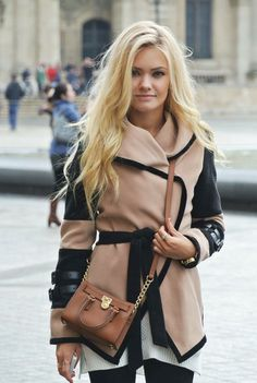 This coat though..