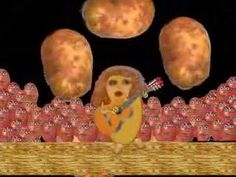 ▶ The Potato Song - YouTube Cheer up with the one minure Potato Song! Our organic seed potatoes are IN, ready for you to plant in mild climates (zones 8 and warmer) http://www.groworganic.com/seasonal-items/seed-potatoes.html