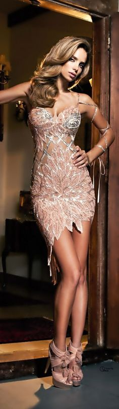 Luxurious Sparkle and Glamour.  jjdress.net