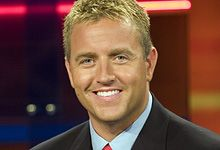 What is a College Football Gameday Sat urday without Kirk Herbstreit (former Ohio State Buckeye!)  Oh, those blue eyes!