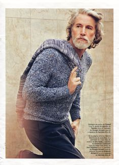 Sin t¡tulo 41 Aiden Shaw Plays a Quiet Game of Seduction for S Magazine