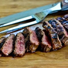 Grilled Cuban Flank Steak Recipe (Low-Carb, Gluten-Free, Can Be Paleo) | Kalyn's Kitchen®