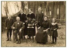 familiefoto 1910