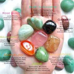 Best Healing Crystals, Fertility Crystals, Crystal Healing Stones, Crystals And Gemstones, Stones And Crystals, Pregnancy Spells, Fertility Spells, Witch Aesthetic, Mother's Day Diy