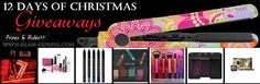 **PIN TO WIN**   **Bonus Xmas Giveaway: http://www.glam-express.com/christmas-bonus-giveaway **Prize Details, Rules & Enter here>>  http://glam-express.com/12-days-of-christmas-sweepstakes  12 Instant Winners + Grand Prize Drawing 1 winner per day. Enter daily to see if you're an instant winner +  get bonus entries into the grand prize drawing. #GlamExpress #12daysofxmas #12daysofchristmas #holidays #pintowin #Christmas #Sweepstakes